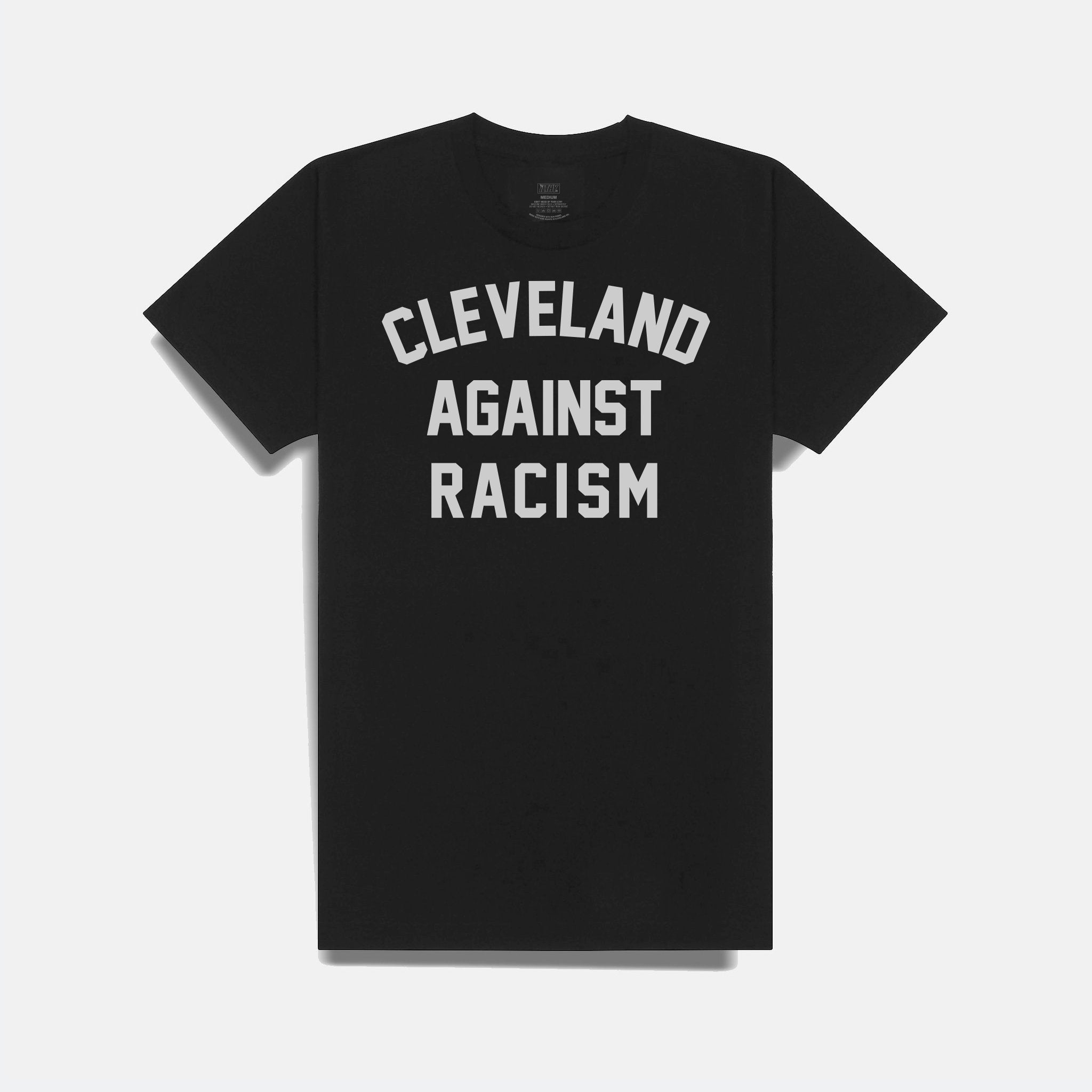 Cleveland Against Racism T-Shirt - ILTHY®