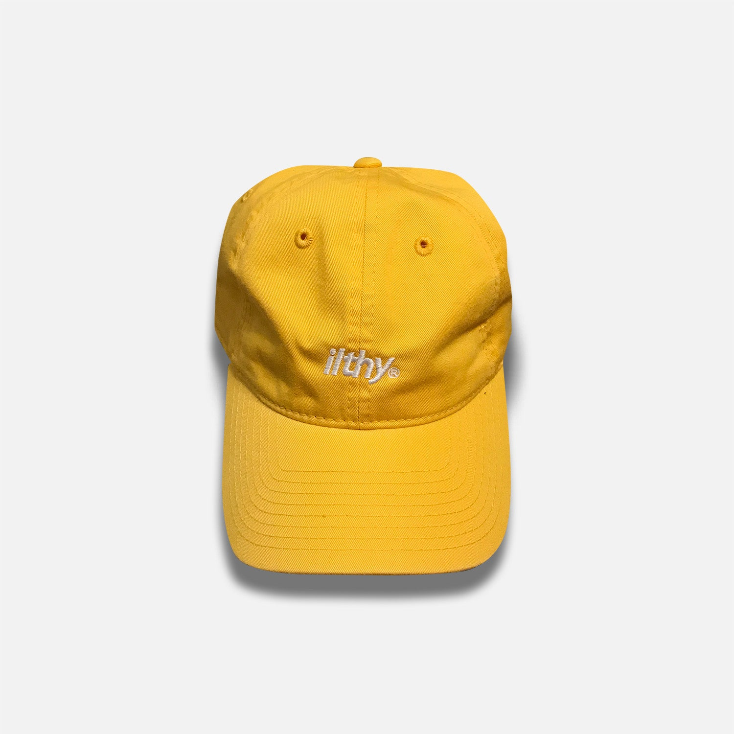 Lowercase Logo Dad Cap