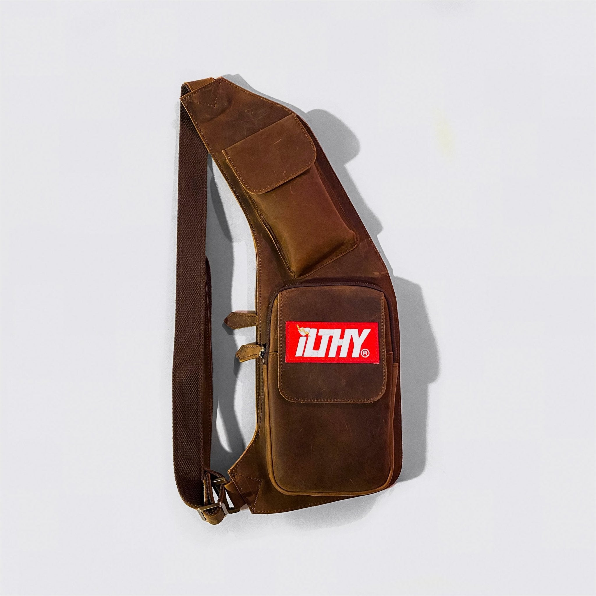 GOTG x ILTHY Shoulder Bag (Brown) - ILTHY®