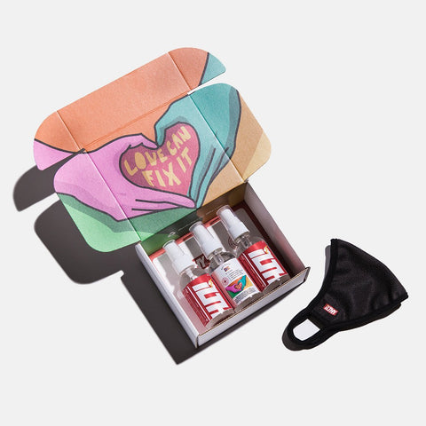 ILTHY CARE PACKAGE (MASK + HAND SANITIZERS) - ILTHY®