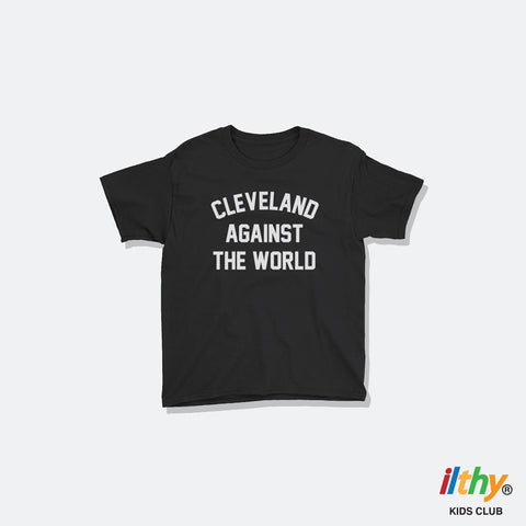 Cleveland Against the World Youth Short Sleeve T-Shirt