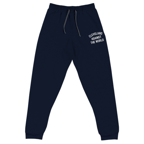 Cleveland Against the World Unisex Joggers
