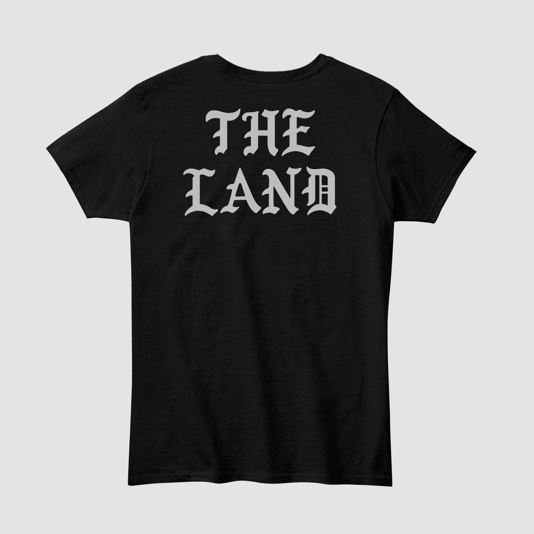 The Land T-Shirt (Black) - ILTHY®