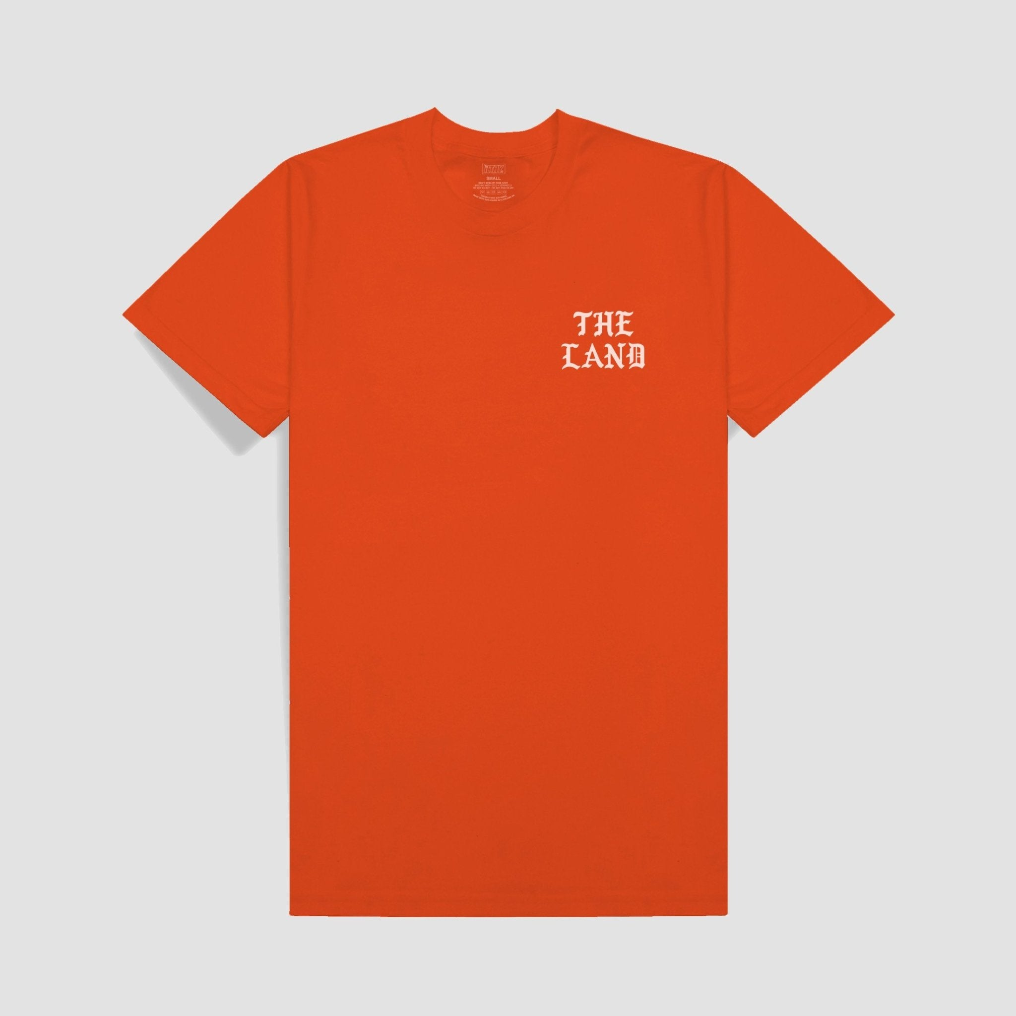 The Land T-Shirt (Orange) - ILTHY®