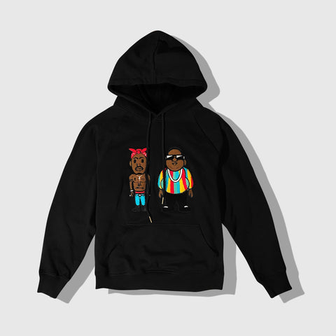 Thug Love Chenille Hoodie (10 Year Edition) - ILTHY®
