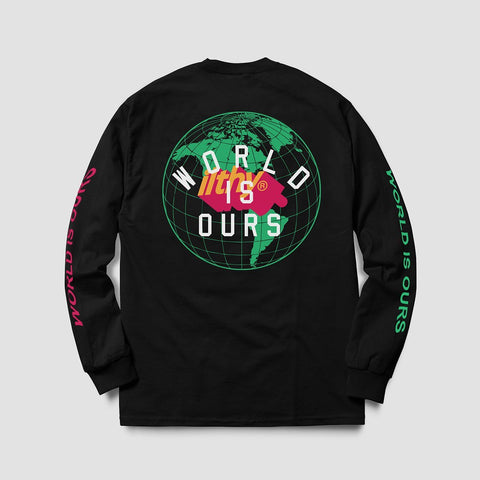 World Is Ours Long Sleeve Shirt - ILTHY®