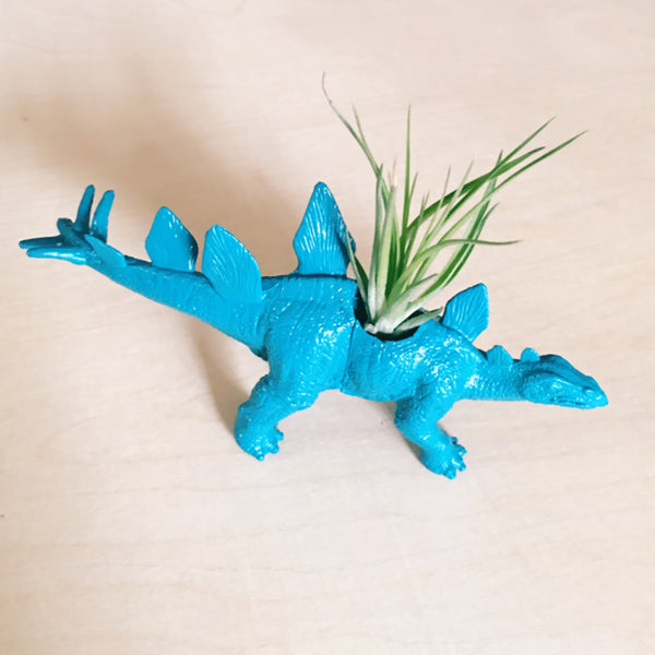 Dinosaur Air Planter - Stegosaurus