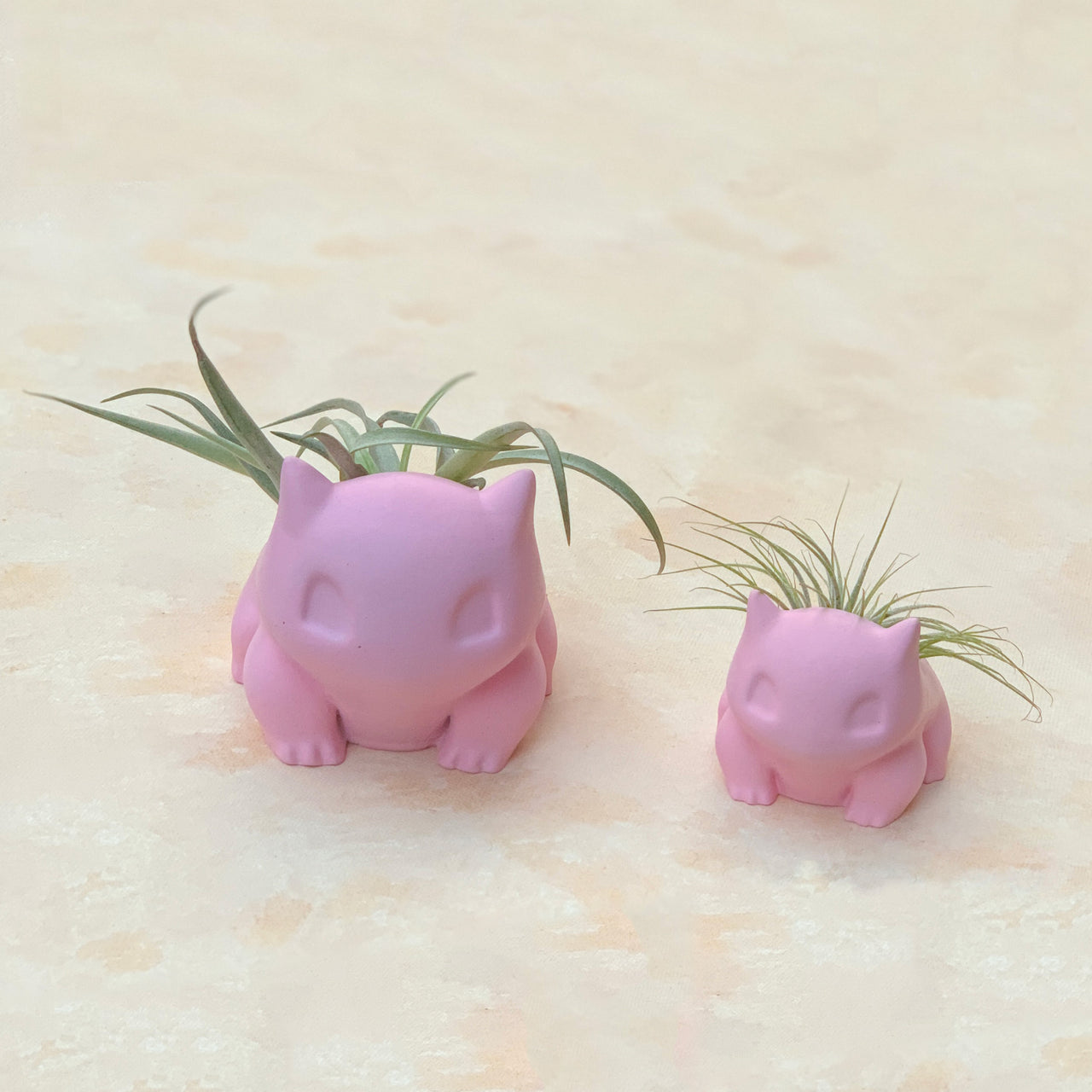 Pink Bulbasaur Pot