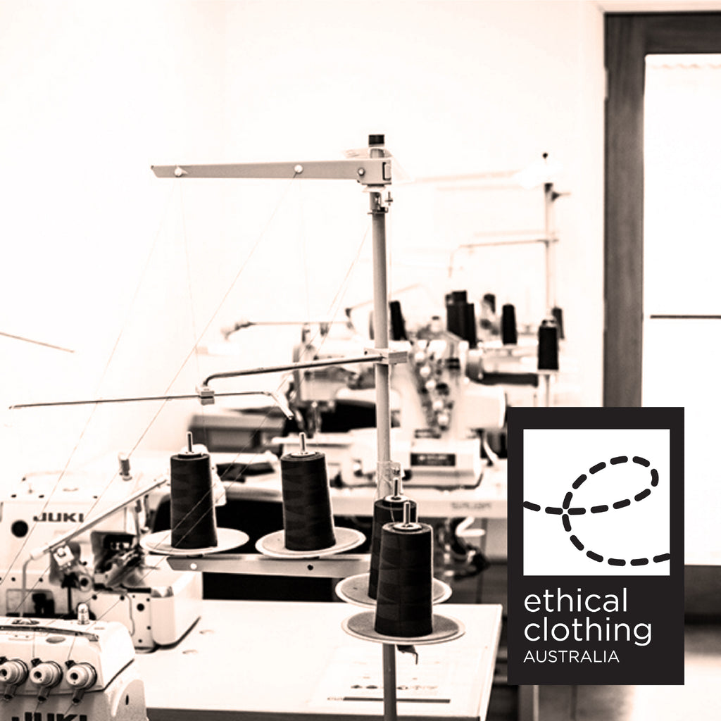 Re-accredited Ethical Clothing Australia in 2020