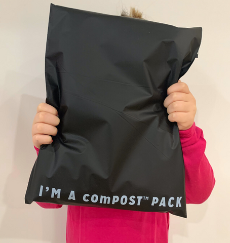 Home-Compostable Post Pack