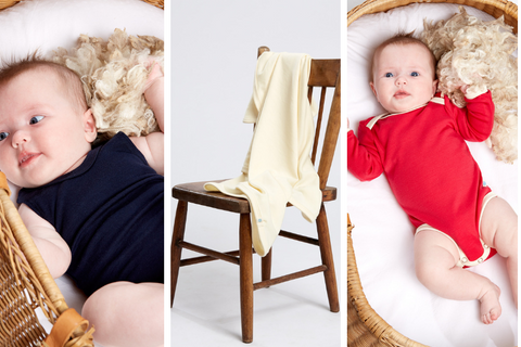 Christmas gift ideas for babies. Australian Made, Australian Merino.