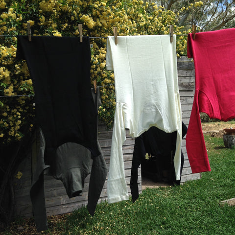 Washing Woollens