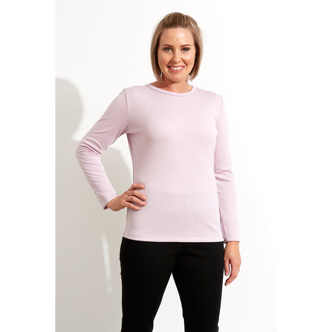 Womens Long Sleeve Crew AW19