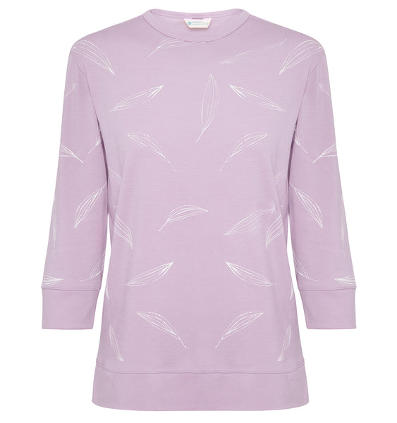Womens 3/4 Sleeve Pullover AW19