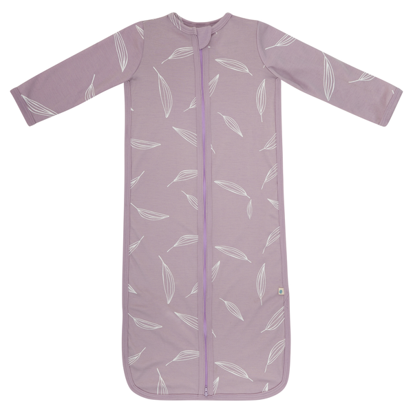 SALE Baby Sleeping Bag - 'Hakea' print