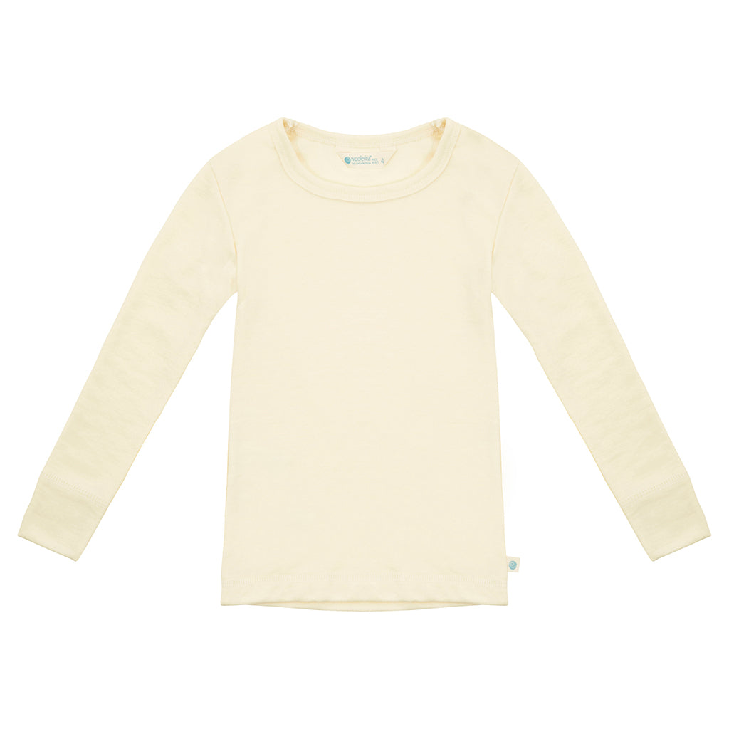 Kids Long Sleeve Crew Neck (size 2 - 8)