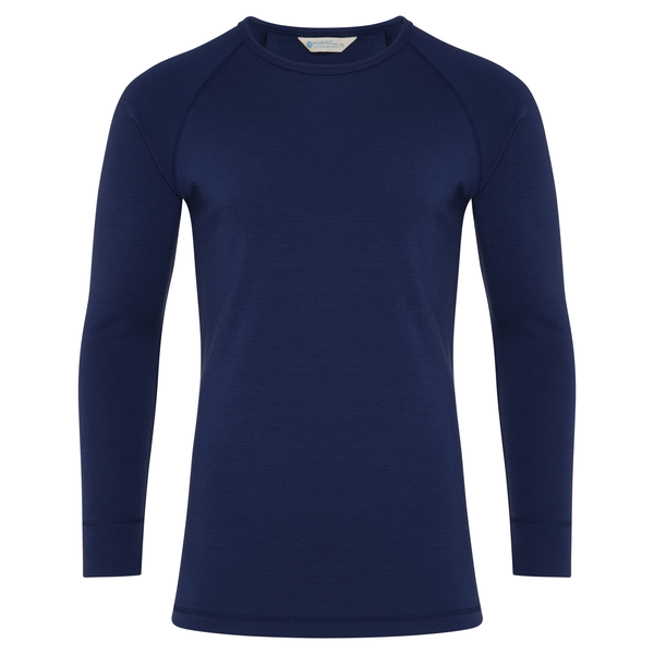 Mens Long Sleeve Crew T-Shirt AW20