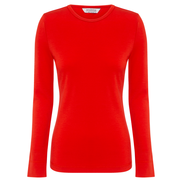 Womens Long Sleeve Crew Neck AW21