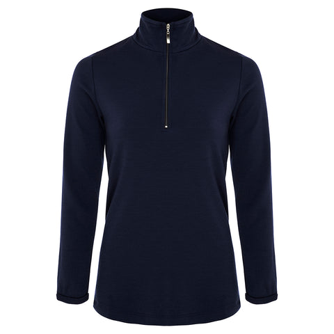 Womens 1/4 Zip Pullover AW19