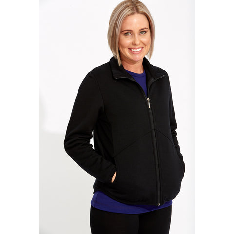 Womens Full Zip Jacket AW18