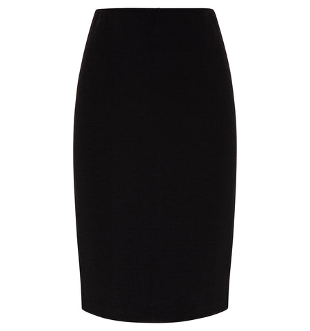 Womens Straight Ponte Skirt AW19