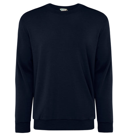 Mens Crew Neck Pullover AW19