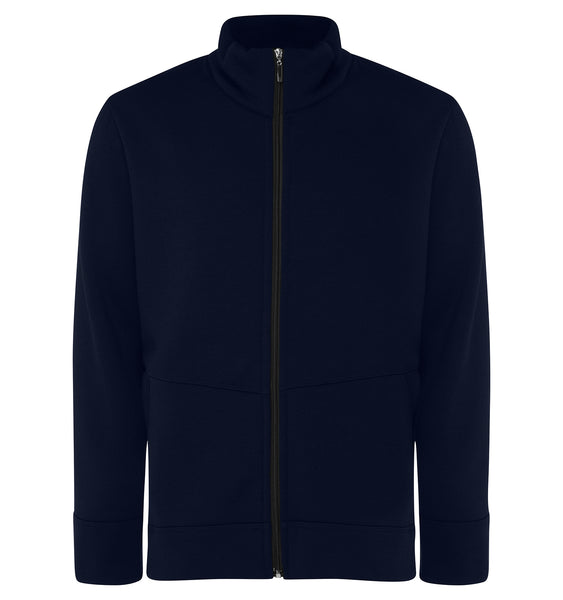 Mens Full Zip Jacket Woolerina