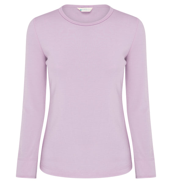 SALE Womens Long Sleeve Crew