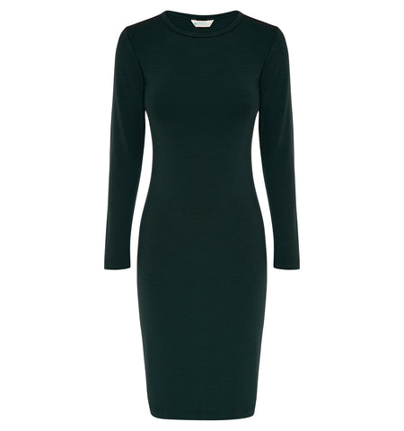 Womens Crew Neck Dress AW19