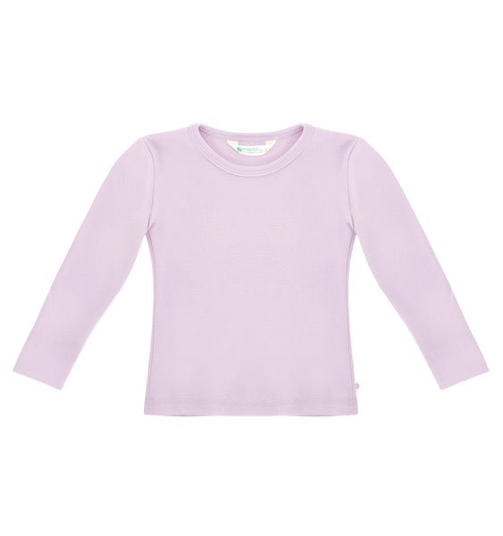 Kids Long Sleeve Crew Neck (size 2 - 8) AW19