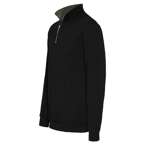 Mens 1/4 Zip Pullover AW18