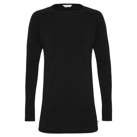 Mens Long Sleeve Crew T-Shirt