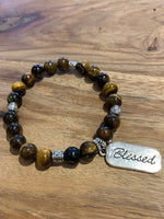 Tiger Eye Blessed Bracelet