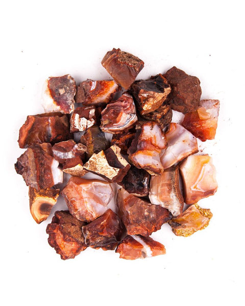 Rough Brazilian Carnelian