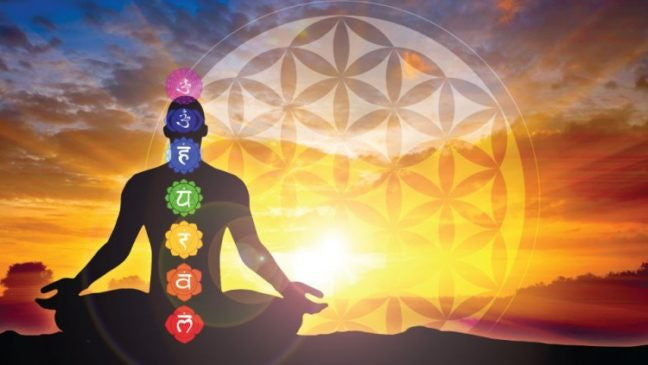 Chakra Balancing Workshop July 22nd
