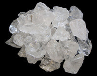 Rough Madagascar Clear Quartz