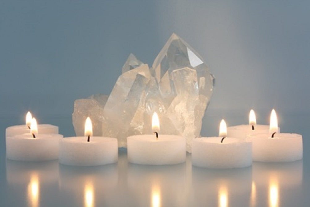 Crystal Healing Level II Certification Course - Sept 15-16th, 2018 Weekend