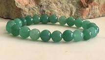 Medium Green Aventurine Bracelet