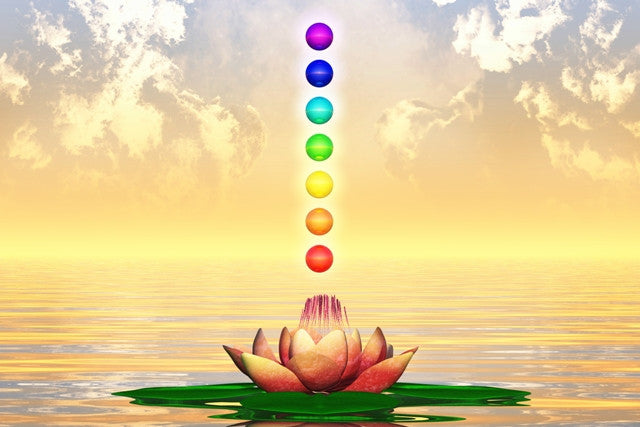 The Seven Chakras Workshop (Millburn, NJ) Saturday, August 25, 2018