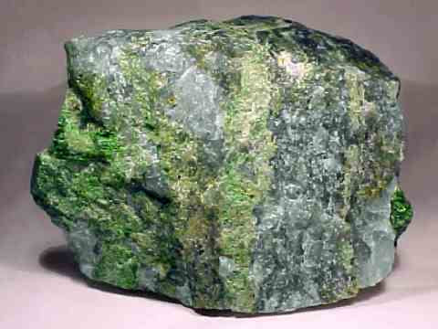 Rough Diopside