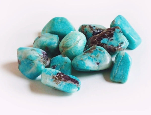Tumbled Madagascar Amazonite