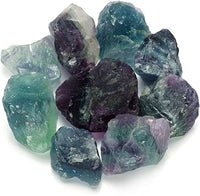 Rough Blue / Green Fluorite