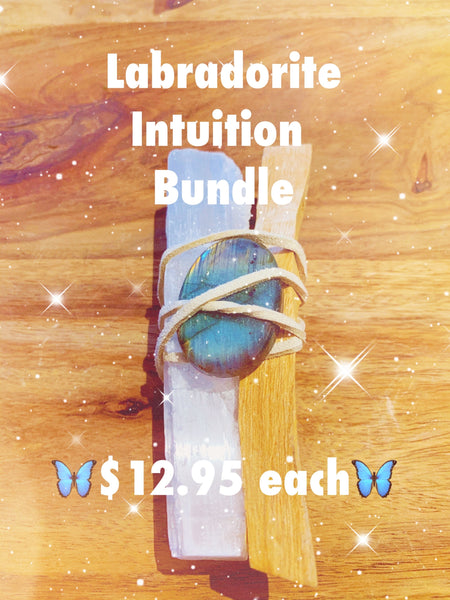 Labradorite Intuition Bundle