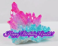 Anabel's 10th Birthday Crystals for Kids Workshop (PRIVATE PARTY)