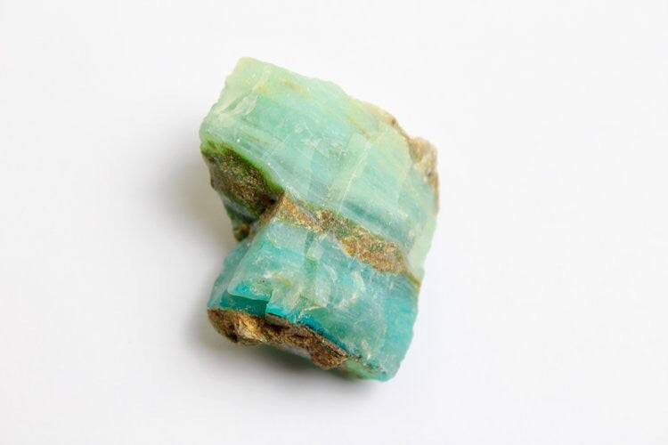 Small Genuine Rough Andean Blue Opal