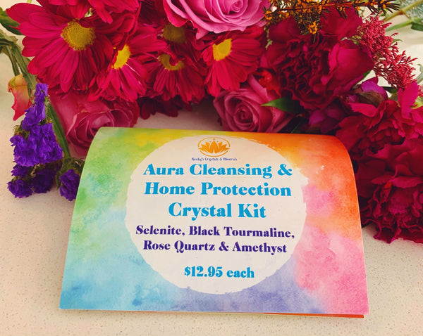 Aura Cleansing & Home Protection Kit
