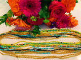 Waist Beads (Assorted Colors-Randomly Selected Based on Stock