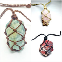 DIY MACRAME NECKLACE WORKSHOP (Adults/Children are welcomed!)
