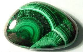 Large Tumbled Malachite