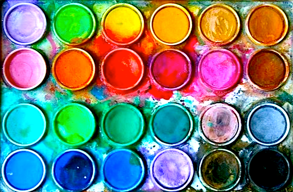 Meditation Art Painting Workshop (Adults/Children are welcomed!)